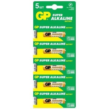 GP24A-CR5 Элемент питания - GP ААА алкалиновый