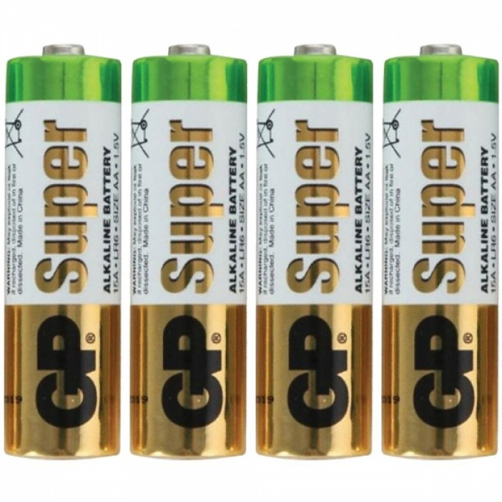 GP15ARS-2SB4 Элемент питания - GP AA алкалиновый