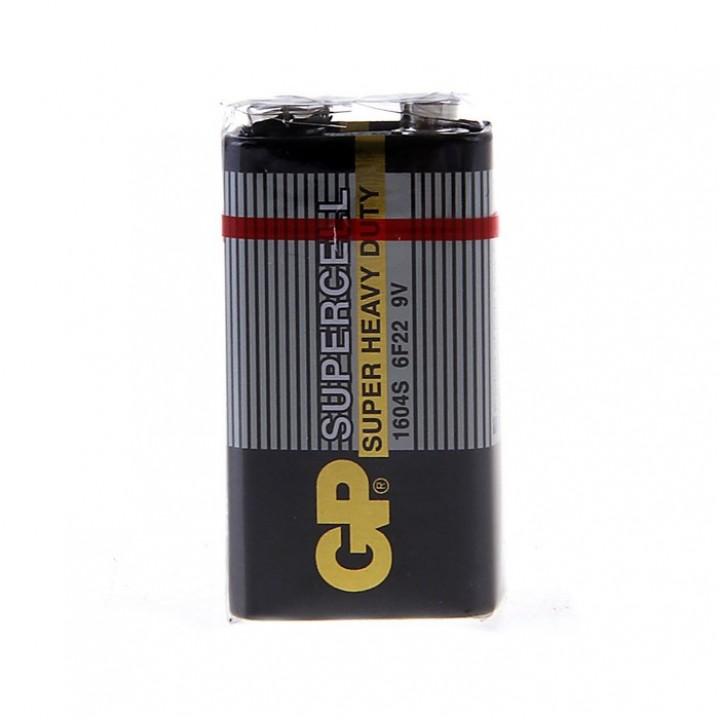 GP1604S(6F22)-B Элемент питания - 9В «Крона» - GP