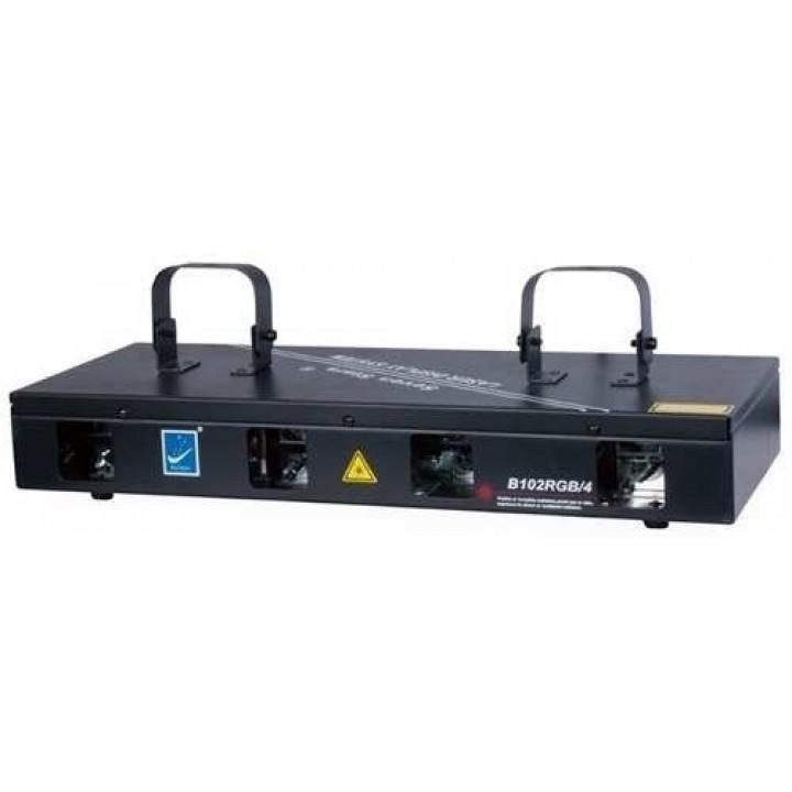 B102RGB/4 Лазерный проектор, 4 лазера - Big Dipper