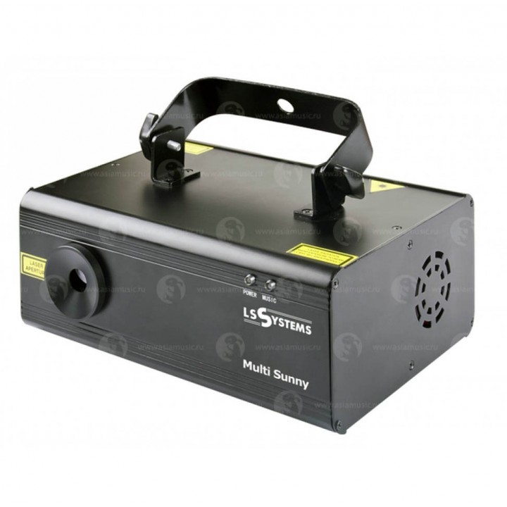 Multi Sunny Лазерый дискотечный прибор - LS Systems
