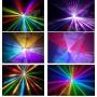 Лазерный проектор, анимационный, полноцветный - Big Dipper SD30000+RGB