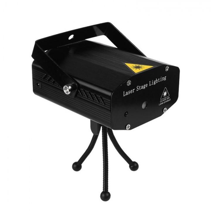 860RG Лазерный мини-проектор лазерный «звездное небо» - LSS