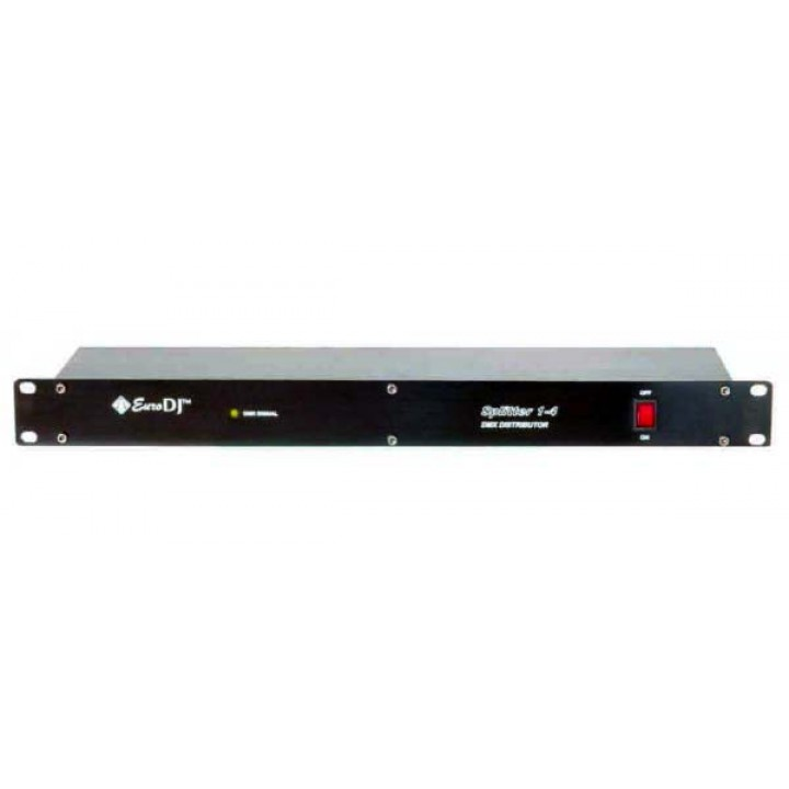 Splitter 1-4 E Блок сплиттера - EURO DJ