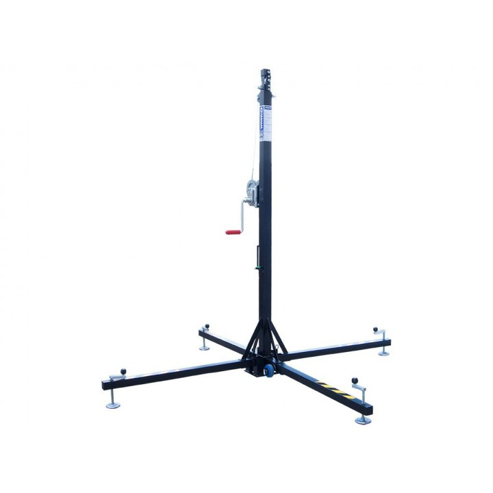 LW-150D Cветовая стойка с лебедкой - Work