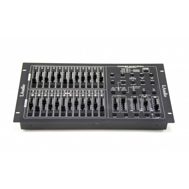 Dimmer-Master-24 DMX/MIDI Контроллер - LAudio