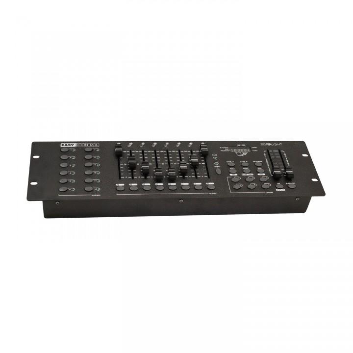 EASYControl - Контроллер DMX-512, 12 приборов/16 каналов, MIDI-вход - INVOLIGHT