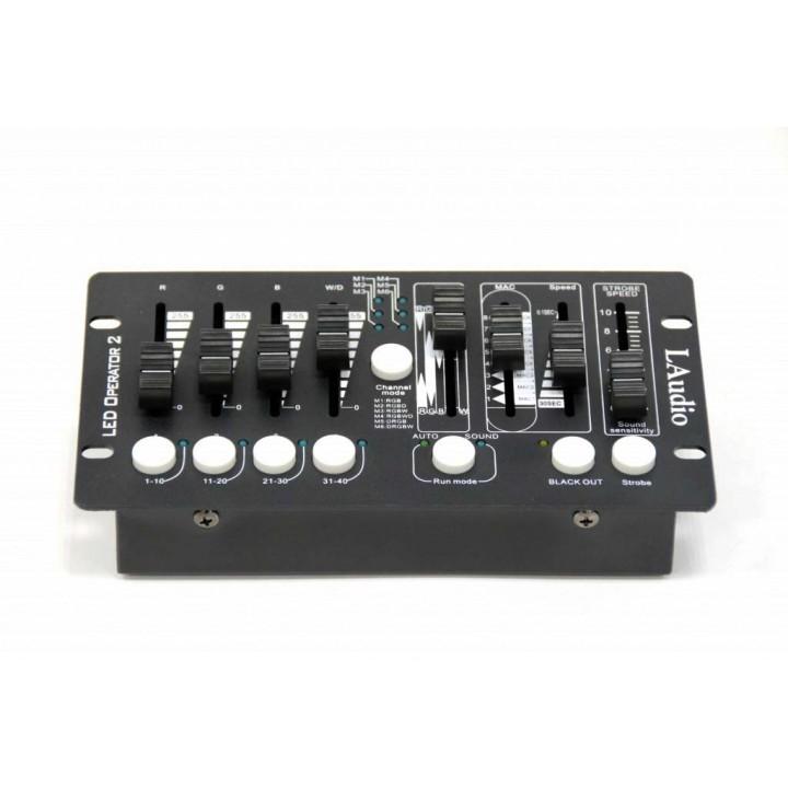 LED-Operator-2 DMX Контроллер - LAudio
