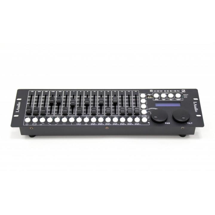 Show-Design-2 DMX Контроллер - LAudio