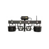 MLS FX - комплект световых LED эффектов с удаленным управлением - INVOLIGHT