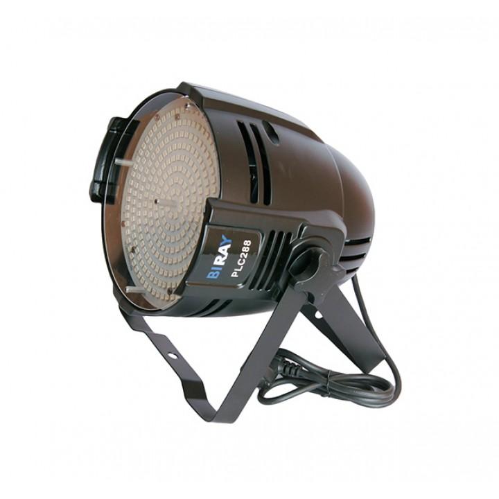 PLC288 Светодиодный прожектор, 288х0,4Вт, RGB -  Bi Ray