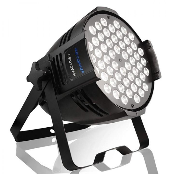 LP012W-H Светодиодный прожектор - BigDipper (белый теплый 54х3Вт)