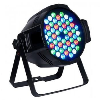 PLC002-C Светодиодный прожектор RGBW - Bi Ray (54х1Вт)