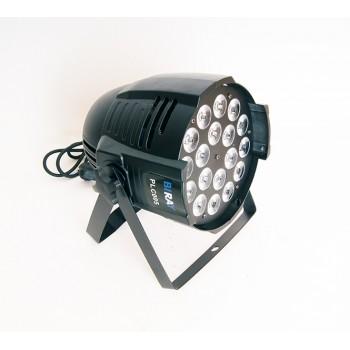 PLC004 Светодиодный прожектор, RGBW 18х8Вт - Bi Ray