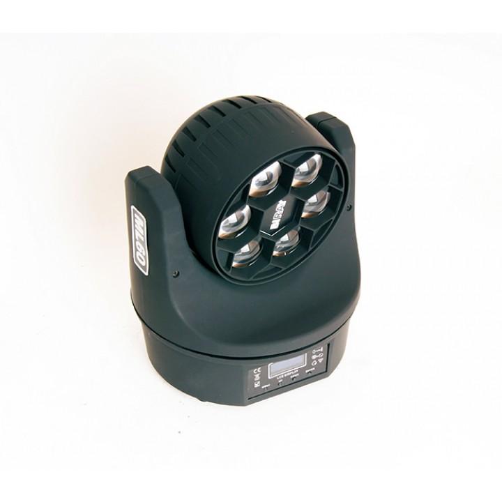ML60 Моторизированная световая голова 6х15Вт - Bi Ray