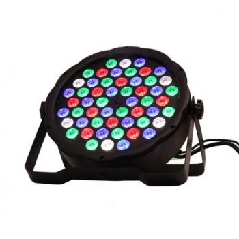 PL005 Светодиодный прожектор - Bi Ray (RGBW 54х0.5Вт)