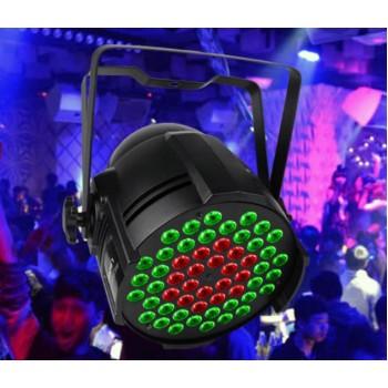 LPC017 Светодиодный прожектор смены цвета - Big Dipper (54х3Вт)