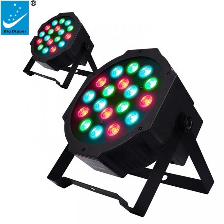 LP005 Cветодиодный прожектор - Big Dipper (RGB 18х1Вт)