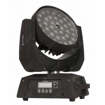 LED ZOOM 3610 II Вращающаяся голова - EURO DJ