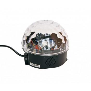 L012 Светодиодный эффект, «диско-шар» -  Big Dipper (6*1Вт, MP3)