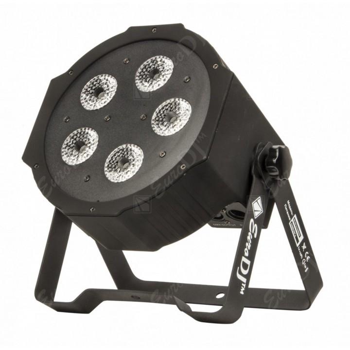 LED PAR-512 RGBWAUV Светодиодный прожектор - EURO DJ