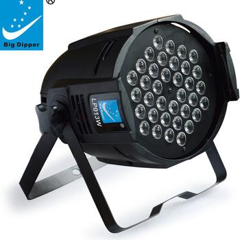 LP013W Светодиодный прожектор, белый теплый, 36х3Вт - Big Dipper