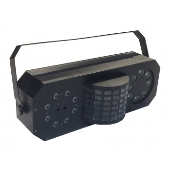 Mixlight IV Cветодиодный дискотечный прибор комбо - EURO DJ