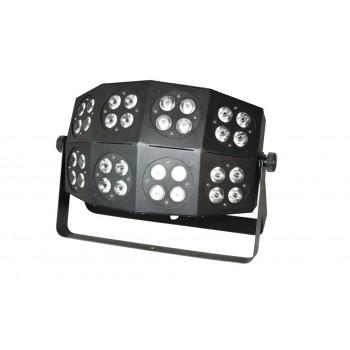 OB350 LED световой эффект, RGB 32х 3Вт, DMX-512, звуковая активация, авто режимы - Involight