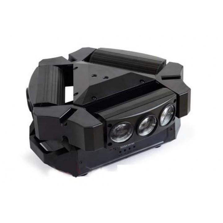 LM0910RG Моторизированный прожектор с лазером - Big Dipper