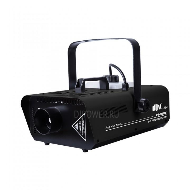 PT-1500C Генератор дыма - DJPower