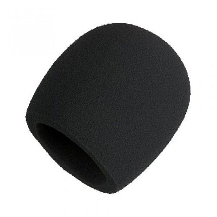 Ветрозащита для микрофона - WS-10 ( черный цвет)