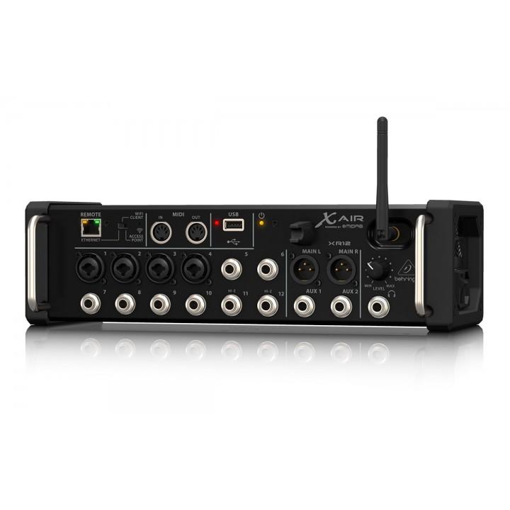 XR12 Цифровой микшерный пульт - Behringer XR12