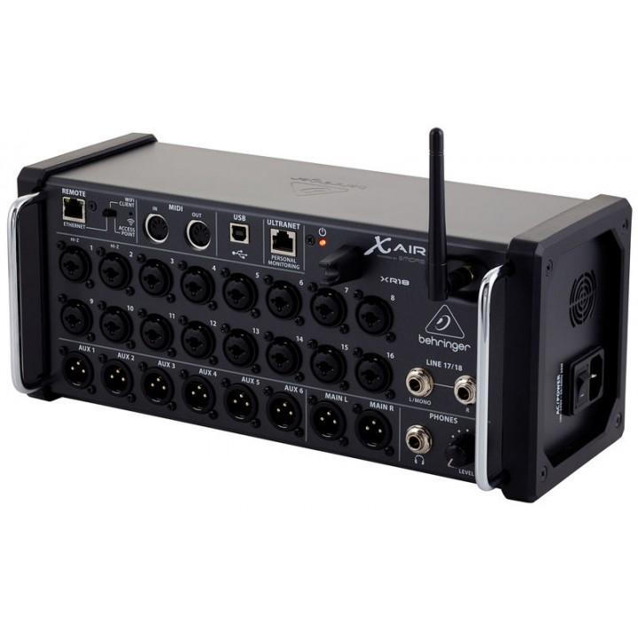 XR18 Цифровой микшерный пульт - Behringer XR18