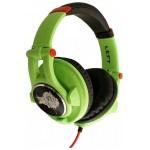 Наушники накладные полноразмерные - Fischer Audio Wicked-Queen-Green Galaxy Series