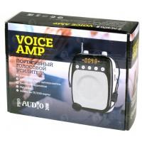 Портативный усилитель-громкоговоритель - PROAUDIO VOICE AMP