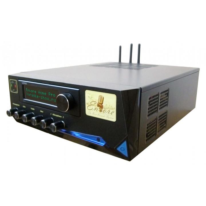 "Encore Home Pro 2M Караоке система, для дома профессиональная, радиомикрофоны - ""Encore"""