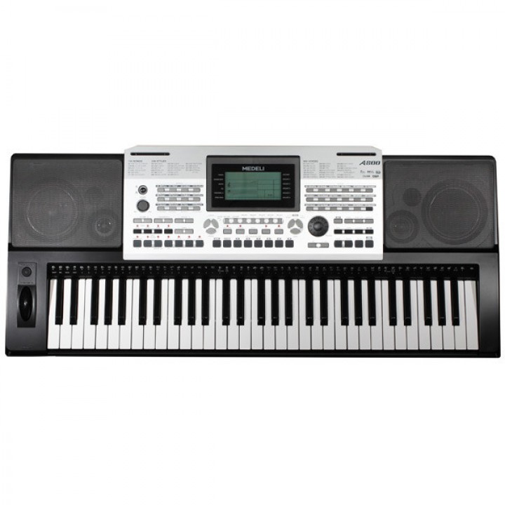 A800 Cинтезатор 61 клавиша -  Medeli - A800