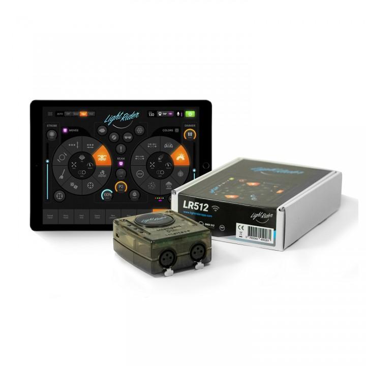 LR512 Контроллер DMX интерфейс - DASLIGHT LR512