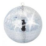 "Зеркальный шар - MIRROR BALL 8""  (диаметр 20 см)"
