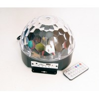 ML001 Светодиодный эффект «диско-шар» большой - Bi Ray (9х1Вт)