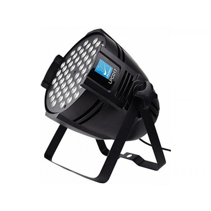 LPC017 Светодиодный прожектор смены цвета - Big Dipper (54х3Вт, кольца)
