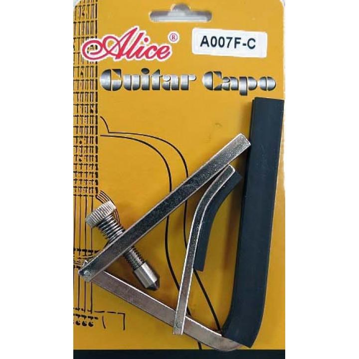 Каподастр для классической гитары - ALICE A007F-С