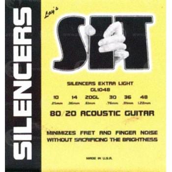 GL1048 Струны для акустической гитары - SIT Strings