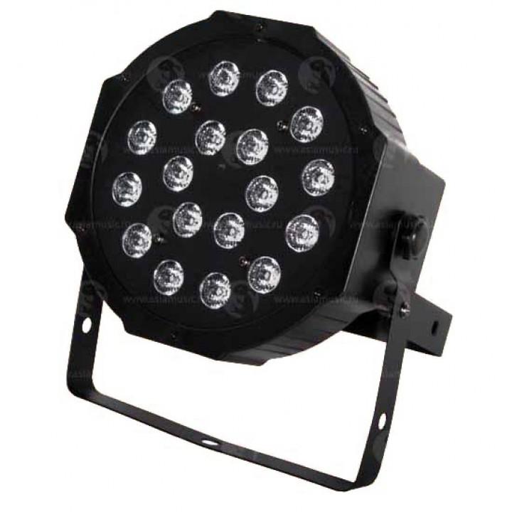 Светодиодный прожектор УФ - EURO DJ LED PAR-181 (UV)