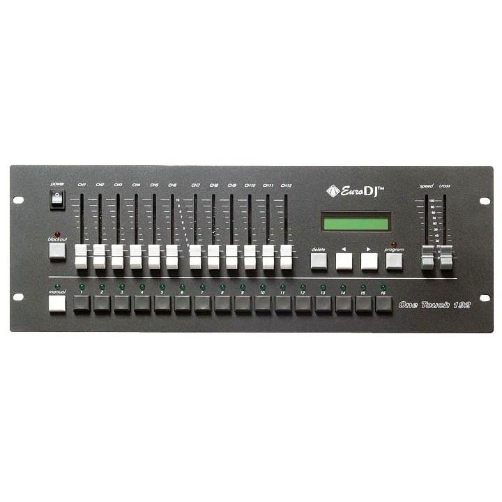 One Touch 192 Пульт управления светом - EURO DJ