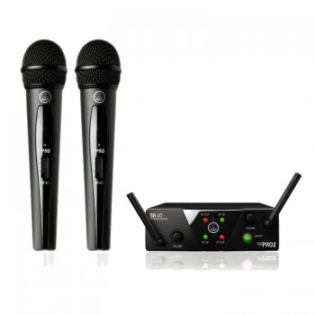 WMS40 MINI2 Vocal Радиосистема - AKG