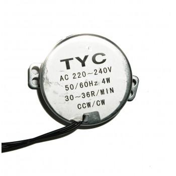 T1 motor 30~36 rpm моторчик для генераторов мыльных пузырей - SVLight