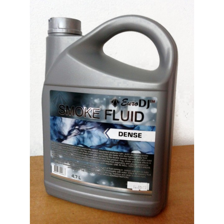 Жидкость для генераторов дыма - EURO DJ Smoke Fluid DENSE