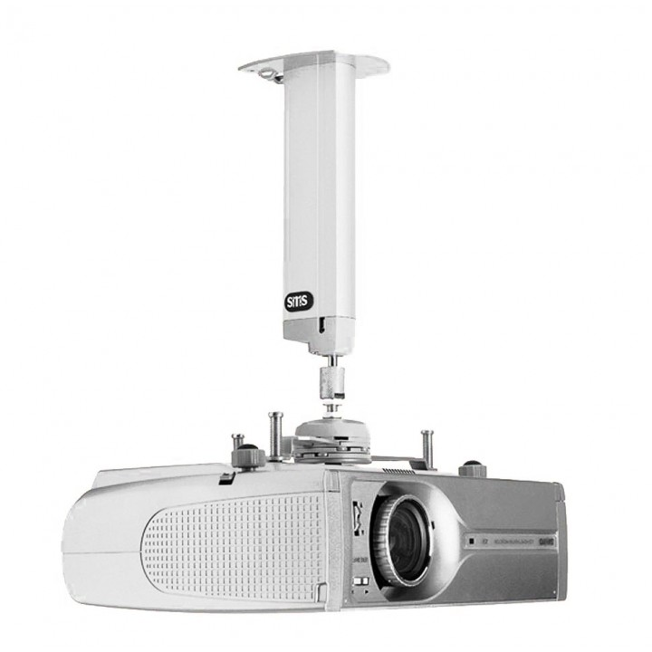 SMS Projector CL F700 (incl Unislide silver)