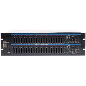 EQ-3231F Графический эквалайзер - EUROSOUND